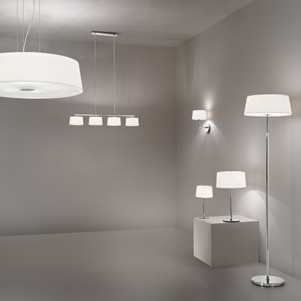 lampes blanches