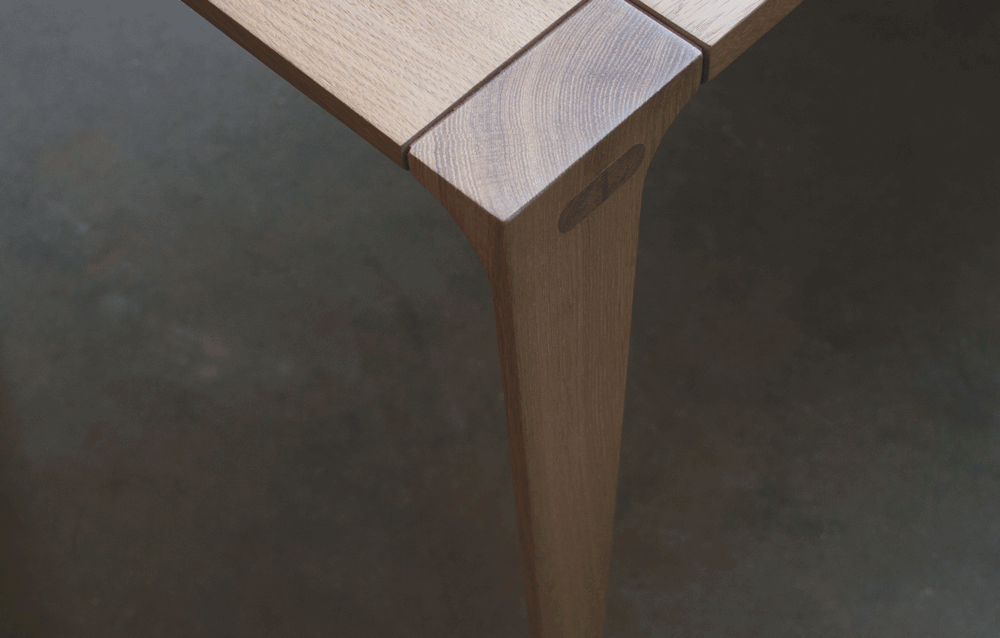 table wewood pormenor